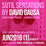 Sutil Sensations Radio/Podcast -June 2nd 2016- Last episode from W Hotel in Doha with hot new beats!
