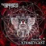 "StoneyCa$t Vol. 7 ""Burning Breaks"" by Dj Professor Stone"