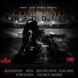 Concerto Riddim Mix Promo (Stereo King Rec.-Jan.2013) - Selecta Fazah K.