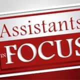 Assistants in Focus Mon Dec 5