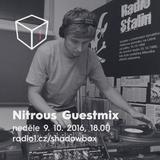 Shadowbox @ Radio 1 09/10/2016: Nitrous Guestmix