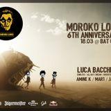 Luca Bacchetti - live at Moroko Loko (Casablanca) - 18-Mar-2016