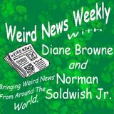 Weird News Weekly December 8 2016