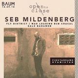 Seb Mildenberg - Open to Close @ Baum Bogota
