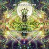 Full Power Techno@5 years Hofmann Cafe