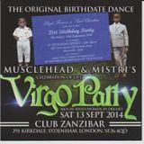 HAPPY BIRTHDAY MICHEAL JACKSON & U VIRGO's FROM mistri&musclehead