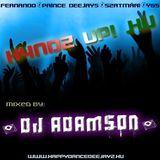 H4ndz Up! .HU mixed by DJ Adamson (2009)
