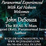 Paranormal Experienced with Kat Hobson_20170308_John DeSouza_Antarctic Update
