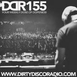 Dirty Disco Radio 155, Hosted & Mixed by Kono Vidovic.