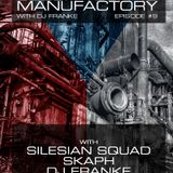 Czech Techno Manufactory with Dj Franke | Episode #9 : Skaph