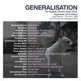 Generalisation Radio Show September 2018