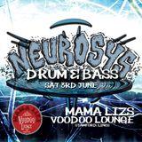 Neurosys - Drum & Bass - Promo Mix - Part 2