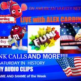 Saturday LIVE! With Alex Cardinale on AVN: June 18th 2016