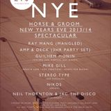 Amp & Deck Horse &  Groom NYE Party mix
