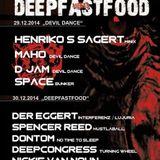 2014-12-30 Devildance meets Deepfastfood @ AVA Berlin - Warmup