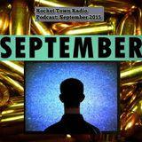 Rocket Town Radio pod - September 2015