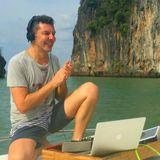 Marc Antona - Dissonant World Podcast From Thailand - April 2015