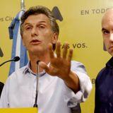 Gabriela Cerruti con Víctor Hugo sobre la denuncia al PRO sobre los desvío de fondos públicos