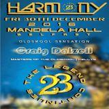Craig Dalzell Live @ Harmony 23 [Mandela Hall, Belfast 30.12.16]