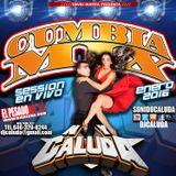 cumbia mix  enero  2016 dj caluda sonsonideros