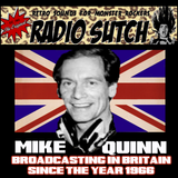 Radio Sutch: The Mighty Quinn - with Kaleb McKane - 10 October 2016