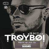 15-12-04 Troyboi - Warm Up @ Club Gretchen Berlin