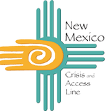 Taos Talks Chats with New Mexico Crisis and Acces Line
