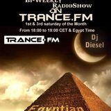 DJ Hassan Diesel (SkyArc) Presents Egyptian Sensation Episode 29 on Trance.FM