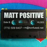 Matt Positive - Happy League v.2 - Black Tape (Side B)