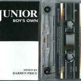 Junior Boy's Own Mastermix - Darren Price (DJ Magazine 1994)