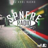 SPNFRE Radio 02/03/2013