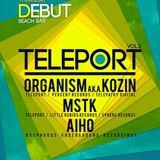TELEPORT [ AihO , Kozin , MSTK ] Live @ Beach Bar Debut Varna [22.08.2013] 6 HOURS Part 2/2