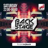 Backstage – #115 (NRJ Ukraine) [Guest Mix by Saneque]