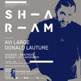 Sharam - Live at Muzique, Montreal, Canada (27-11-2016)