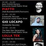 Lolla Tek for Kato Promo Factory with Piatto