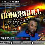Dancehall Affair 28-05-2015