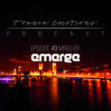 Trance Emotions Podcast 43 Mixed by Emerge