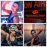 LIZZIE CURIOUS - DECADANCE RADIO - OCTOBER 2017