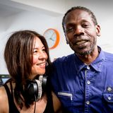 Leanne Wright with Anthony Johnson // 20-06-17
