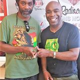 The Certified Reggae Drivetime Show with host Mixmaster J - G Vibes Interview