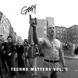 Techno Matters Vol. 1