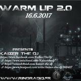 Rind radio 16.6.2017 Warm Up 38-Kaizer The Dj