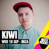 Episode 37: Kiwi - Ibiza Rocks Promo Mix - Recorded Live