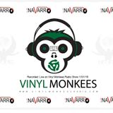 Mario Navarro (Live at Vinyl Monkeez Radio show) 1_31_16