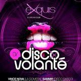 dj Mario @ Club Exquis - Disco Volanté 20-04-2014