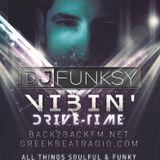 Vibin' Drive w/ DJ Funksy (01/08/17)