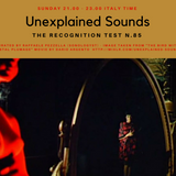 Unexplained Sounds - The Recognition Test # 85
