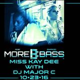 DJ Major C Meets Miss Kay Dee