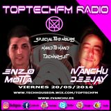 ENZO MOTTA FEAT IVANCHU DEEJAY HAND TO HAND SESSION TOP TECH FM RADIO PROGRAMA 20-05-2016