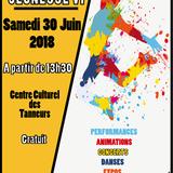 30 juin 2018 - Carrefour jeunesse - Interview avec André, Collet et Erwan (collège Moulin La Marche)